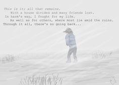 No Going Back... by El-Quivira.deviantart.com on @deviantART
