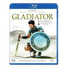 Gladiator (caja met¨¢lica) [Francia] [Blu-ray] Oscar Film, Russell Crowe Gladiator, Ridley Scott Movies, Gladiator 2000, Djimon Hounsou, Blu Ray Collection, Blu Ray Movies, Dvd Blu Ray, Universal Pictures