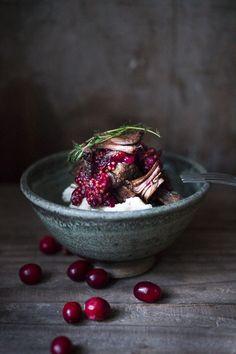 Cranberry Pot Roast | www.feastingathome /feastingathome/
