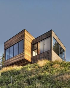 Malbaie V Residence  Charlevoix, Canada     A project by: MU architecture     Architecture