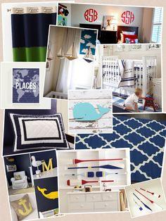 Baby boy room inspo!