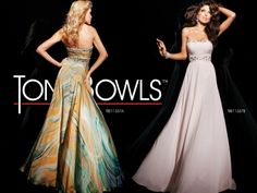 Tony Bowls Evenings Style TBE11337A & TBE11337B now in stock at Bri'Zan Couture, www.brizancouture.com