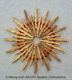 DIY clothespin trivets can be a fun children make that is immaculate to give as a blessing. Popsicle Stick Crafts, Craft Stick Crafts, Crafts To Make, Fun Crafts, Crafts For Kids, Arts And Crafts, Popsicle Sticks, Clothespin Cross, Wooden Clothespin Crafts