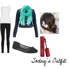 """""""Today's Outfit"""" by jillianpino18 on Polyvore"""
