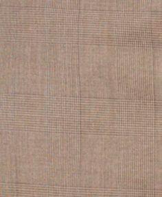 Lauren Ralph Lauren Men's Classic-Fit Tan Plaid Dress Pants - Tan 36x29