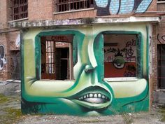 Pimp that house! #streetart