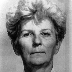46 Marianne Nölle  Nolle was>sentenced to life in prison in 1993 after murdering seven people. She was suspected of murdering up to 17.