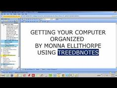 Tree DB Notes - Organize Your Computer Files