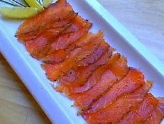 """Food Wishes Video Recipes: Smoked Salmon """"Gravlox"""" Part 2 – It worked!"""