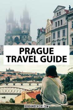 Guide for Where to go and Best Things to do in Prague Prague Travel Guide, Europe Travel Guide, Europe Destinations, Asia Travel, Travel Usa, Travel Guides, Prague Old Town, Prague Castle, Hiking Europe