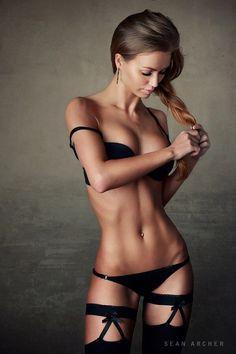 back lingerie