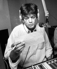 """Uncle"" Larry Lujack: he was the man to listen to in the late 60s and early 70s on WLS in Chicago!!!!"