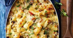 This vegie lasagne is a fabulous way to keep everyone happy, even the kids!