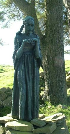 Jacob Epstein - The Visitation - Glenkiln Sculpture Park