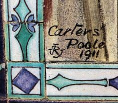 Carters Azulejos