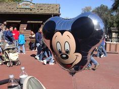 Make your stroller stand out with a balloon!