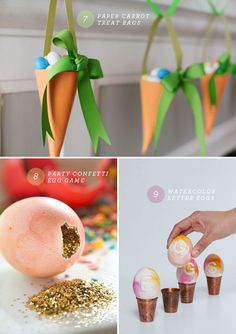 Favorite Easter Craft Ideas | Oh Happy Day!