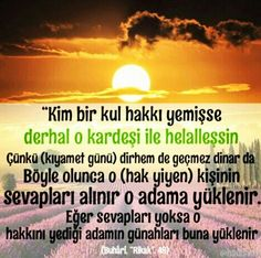 Hadis-i Şerif... Allah Quotes, Proverbs, Islam, Hadith, Twitter, Pictures, Quotes, Idioms