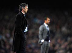 Quand Mourinho pique Guardiola - http://www.europafoot.com/mourinho-pique-guardiola/