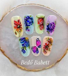 BrillBird Spoon Rest, Nailart, Russia, Design, Nail Art