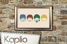 Hey, I found this really awesome Etsy listing at http://www.etsy.com/listing/123809185/the-beatles-cross-stitch-pattern