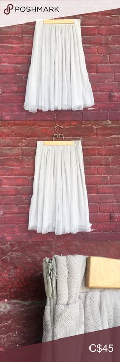 I just added this listing on Poshmark: Maniju Midi Tulle Skirt. I Love Makeup, Plus Fashion, Fashion Tips, Fashion Trends, Rock, Ladies Boutique, Midi Skirt, Gray Color, Tulle