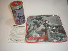 produto.mercadolivre.com.br1200 × 900Pesquisa por imagem ( L 270 ) Lata Coca-cola Retrô Anos 50 Com Toalha  Pesquisa Google