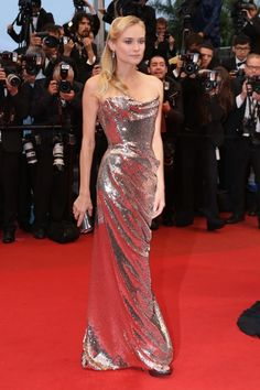 diane kruger in vivienne westwood at cannes.