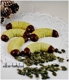 .. chute a vône mojej kuchyne...: Roźky z tekvicových semiačok - výborné My Recipes, Basket