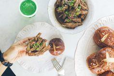 korean beef sliders, easy weeknight meals @crockpot #CrockPotRecipes #ad lbx.la/5yYQ