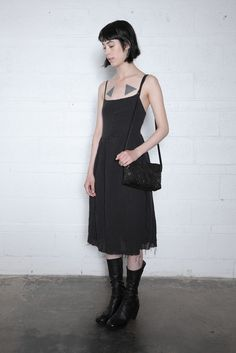 Washed Linen Dress - $206.64 USD