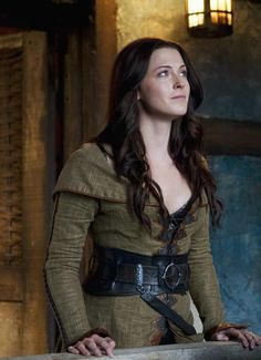 Bridget Regan in Legend of the Seeker