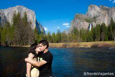 Dicas de como tirar foto casal! Revelando a Foto - Dia dos Namorados - Yosemite National Park - Califórnia - USA