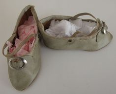 Doll Shoes from fhtv on Ruby Lane