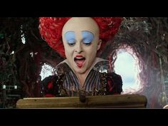 First Look! Disneys Alice Through The Looking Glass!