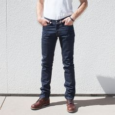 Gustin Raw Denim