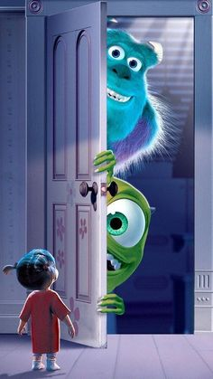 Ideas Wall Paper Iphone Cartoon Monsters Inc Mickey Mouse Wallpaper Iphone, Cute Disney Wallpaper, Cute Cartoon Wallpapers, Movie Wallpapers, Wallpaper Iphone Cute, Galaxy Wallpaper, Lock Screen Wallpaper Iphone, Walpaper Iphone, Trendy Wallpaper