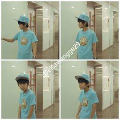 Iqbaal Dhiafakhri Ramadhan . He Is Coboy Junior Member :)