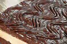 Prajitura Rigo Jancsi | Retete culinare cu Laura Sava - Cele mai bune retete pentru intreaga familie Cake Decorating, Cheesecake, Food, Sweets, Recipes, Chef Recipes, Cooking, Cheesecakes, Essen