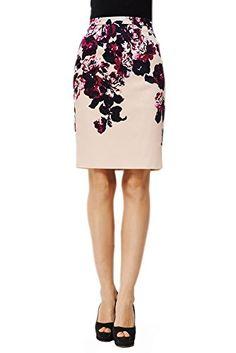 Purpura Erizo Womens Pink High Waisted Pencil Skirt Flower Printing,XX-Large Purpura Erizo http://www.amazon.com/dp/B00KU0SKES/ref=cm_sw_r_pi_dp_emJOtb0Q8FQNPW30