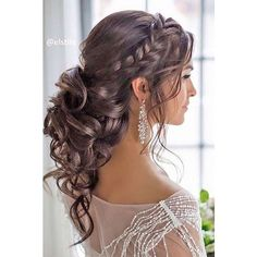 Wedding Ponytails ❤ liked on Polyvore featuring accessories, hair accessories and hair