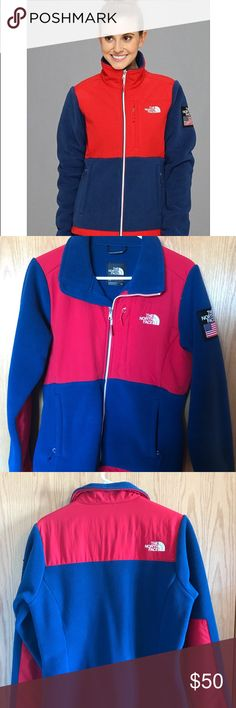 North Face Women's Denali Jacket Excellent, like new condition. Wore it once then became pregnant and it doesn't fit. Smoke free home.  Been hanging in closet. North Face Jackets & Coats