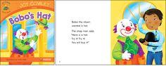 Bobo's Hat—by Joy Cowley Series: Joy Cowley Early Birds GR Level: G Genre: Narrative, Fiction