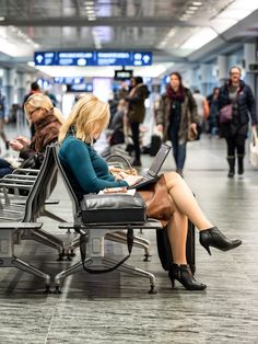 Check-In by PaulEmmingsPhotography  on 500px