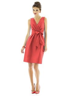 Alfred Sung Style D597 http://www.dessy.com/dresses/bridesmaid/D597/#.UlBsHBaTN68 mother of the bride