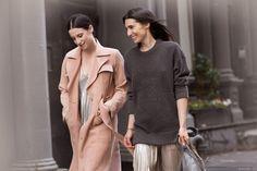 Metallic Pleats by garance doré EN  #DanielleKosann, #Fashion, #JasonWu, #LauraKosann, #Metallic, #Photos, #Pleats, #Silver, #Skirts, #StreetStyle, #Style, #Topshop