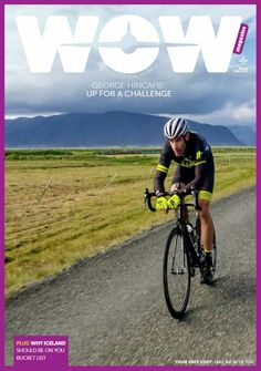 Get ready for WOW Cyclothon a cycling challenge around Iceland. Read the interview with George Hincapie who rode the circle in Check out WOW air's new destinations, find out why Iceland should be on you bucket list and read all about the. Wow Air, Life Guide, Travel Magazines, Travel Articles, Where To Go, Time Travel, Iceland, North America