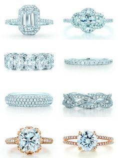 Diamond rings! jewels