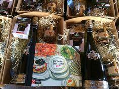 Figs and Chardonnay: La Boqueria