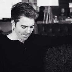 Shane's dimple is so deep I could literally eat cereal out of it...